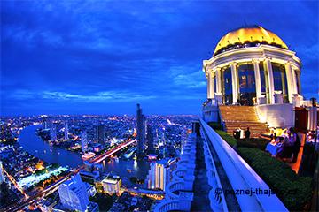 Bangkok - město andělů
