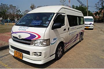Přeprava v Thajsku