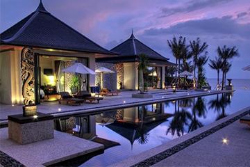 Ubytování v Thajsku