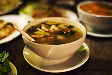 Kurzy thajské kuchyně